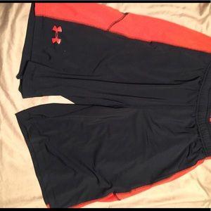 Under armor men's shorts